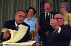 Medicare Bill 50 years